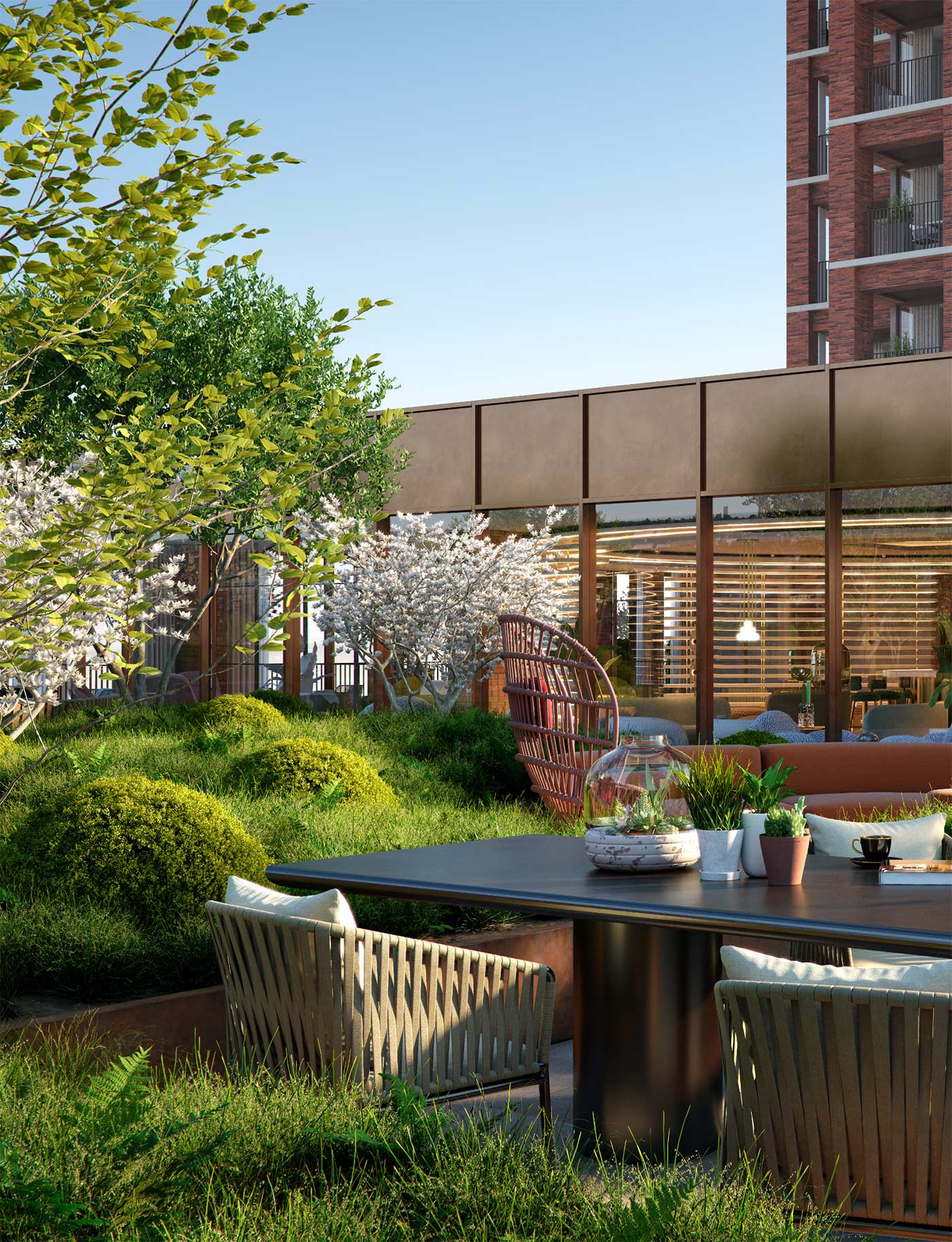 The Amenities - The Arc - London