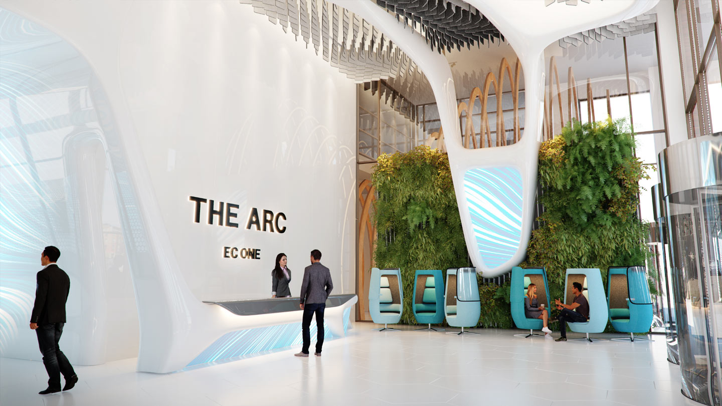 Commercial - The Arc - London